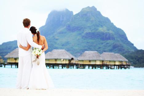Bora Wedding At Pearl Resort
