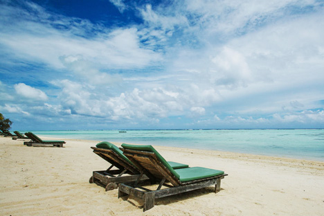 Pacific Resort Aitutaki Crown Beach Rarotonga Cook Islands